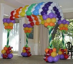 Arranjos de Balões